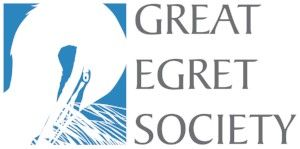 Great Egret Society logo