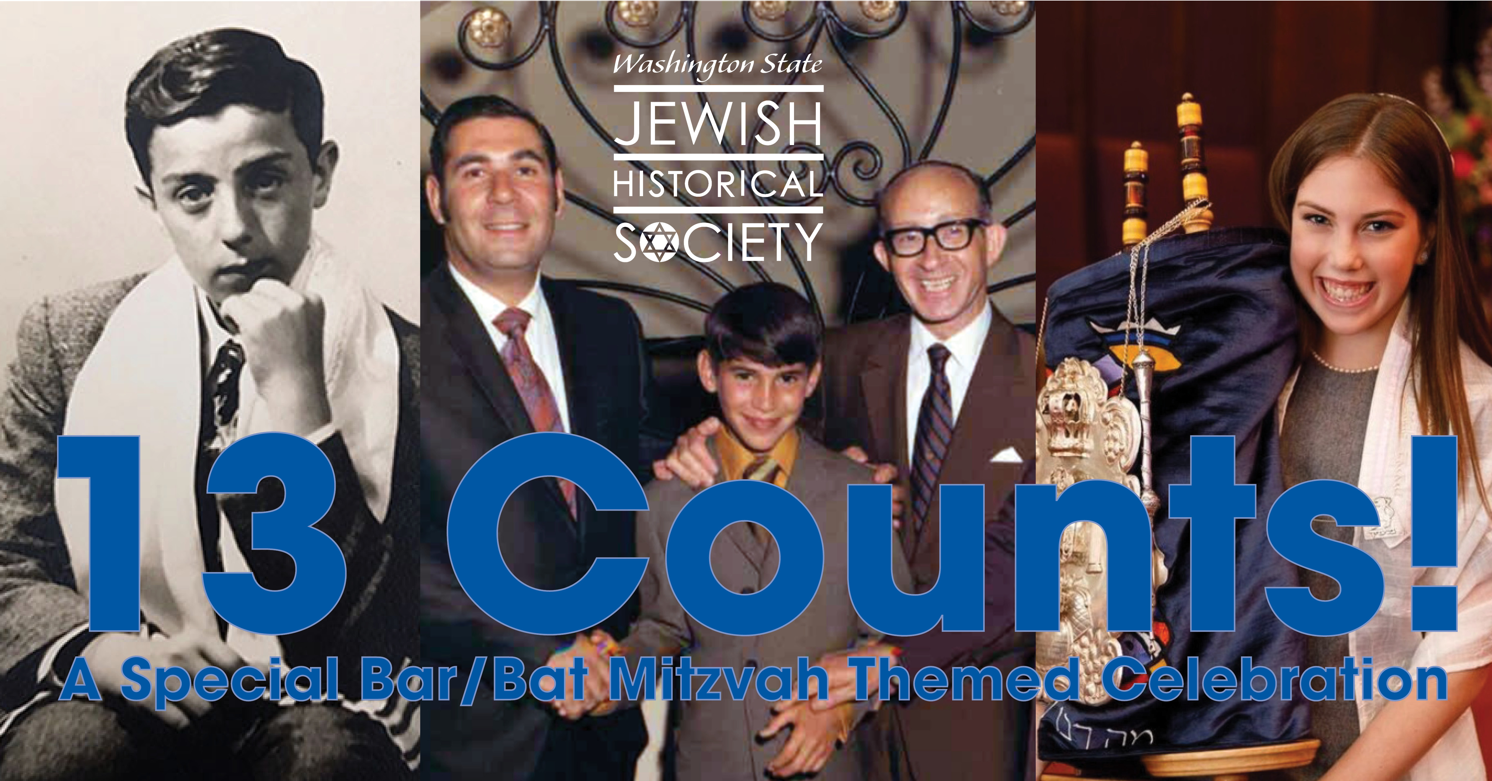 13 Counts! A Special Celebration + WSJHS Annual Meeting