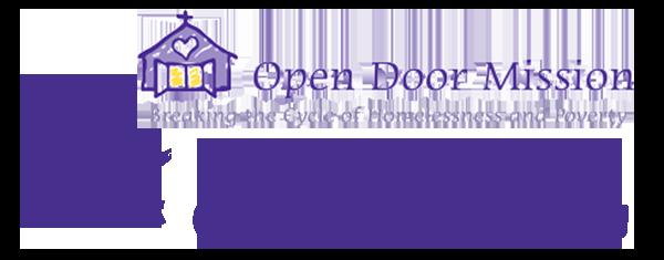 Open Door Mission Serve Day