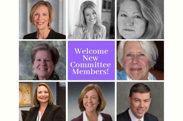 Welcome New Committee Members!