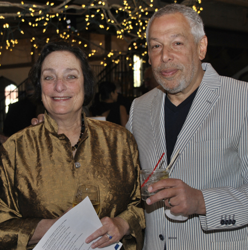 Sandra & Barry Novick