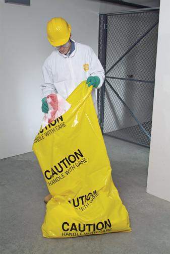 A01MC052 Temporary Disposal Bag