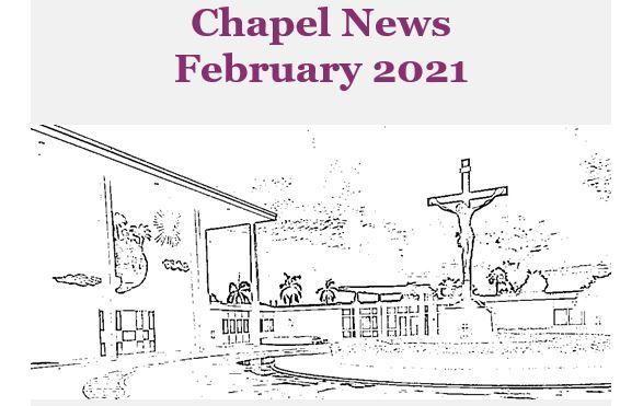 Our Lady of Florida Spiritual Center February Chapel News