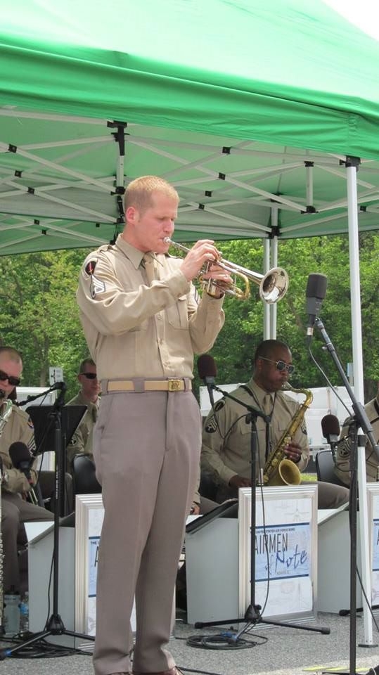 Airmen of Note Trumpeter Solo