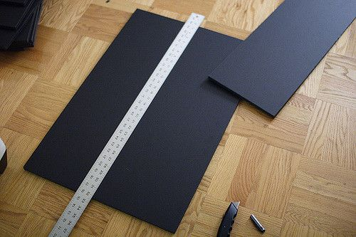 Foamcore Mounting