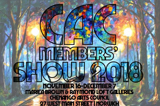 Members' Show 2018