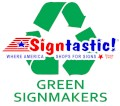Green Sign Makers