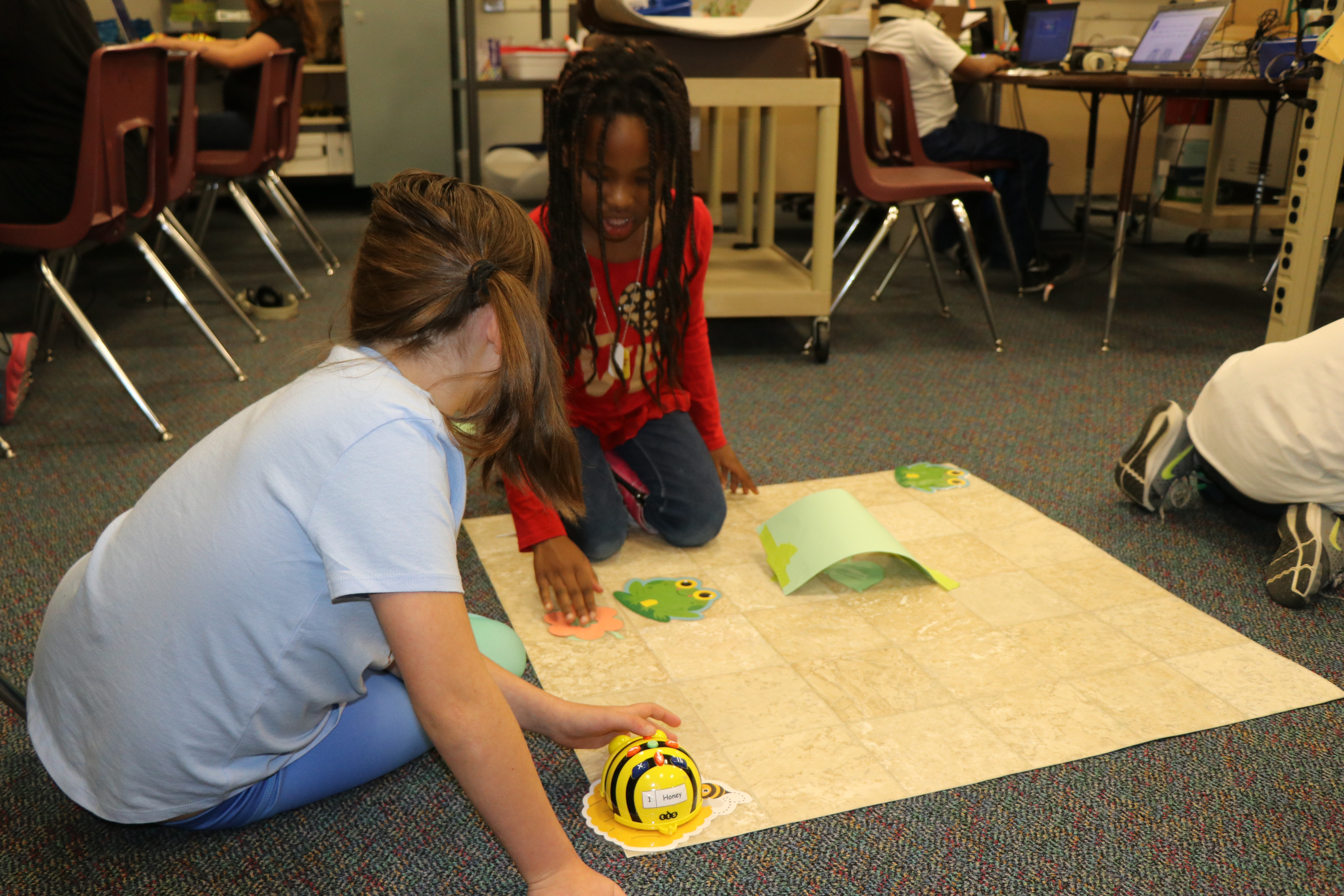Robots teach Mission Viejo students STEAM fundamentals