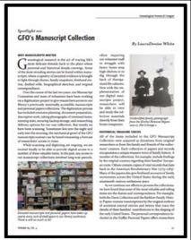 Manuscript Collection