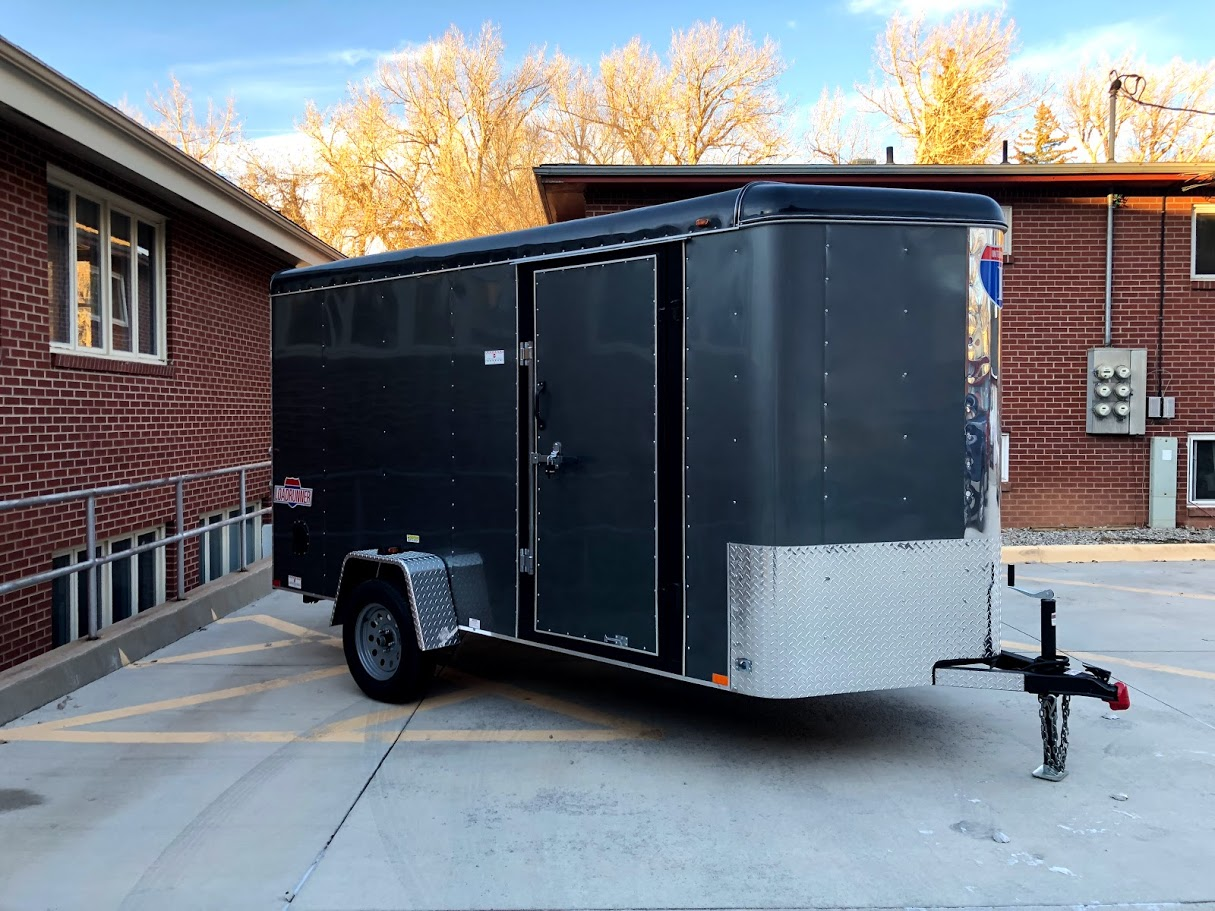 New Trailer Thanks to Guthrie Family Foundation