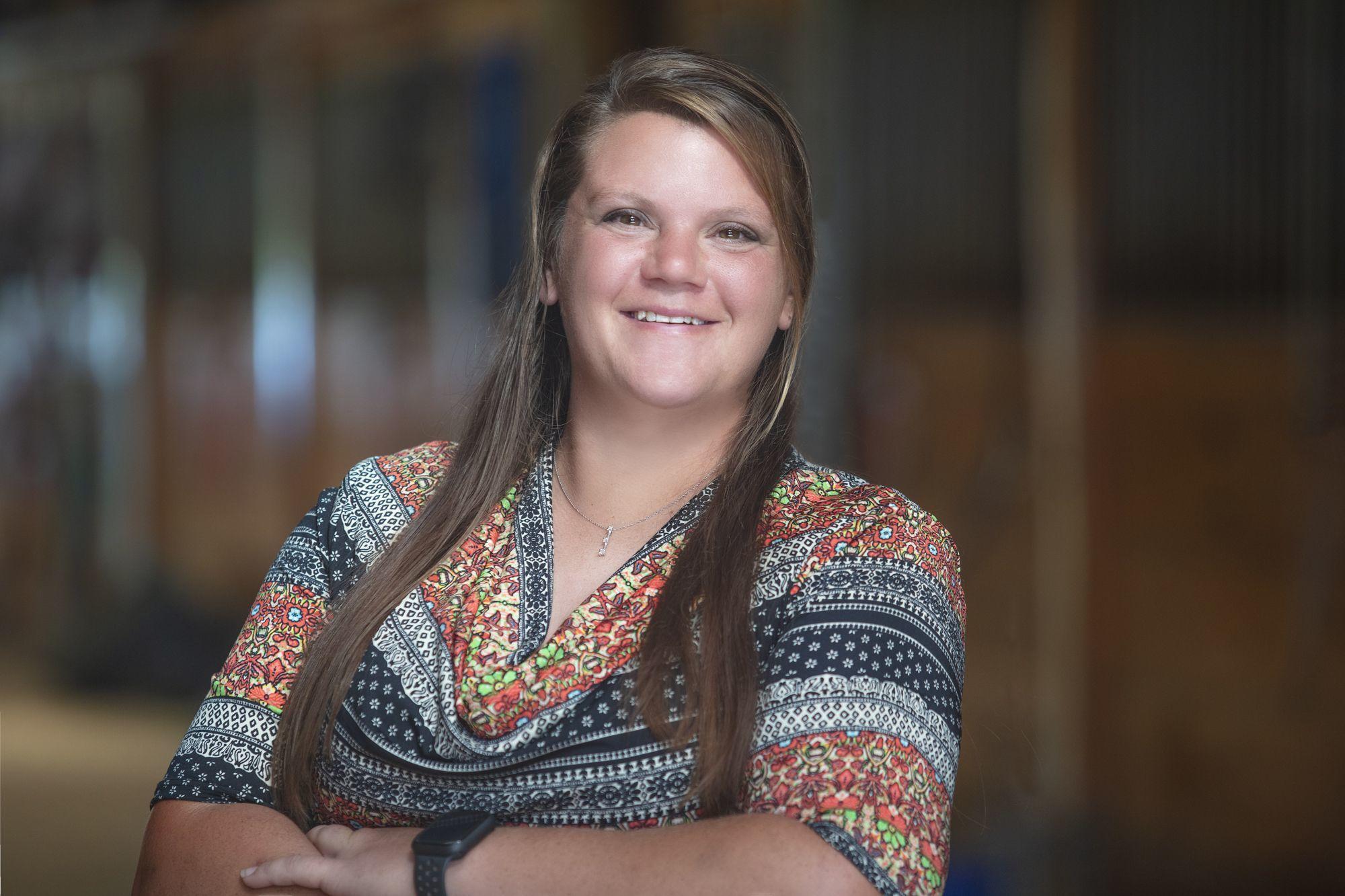 Kayla Adams - Equine Manager