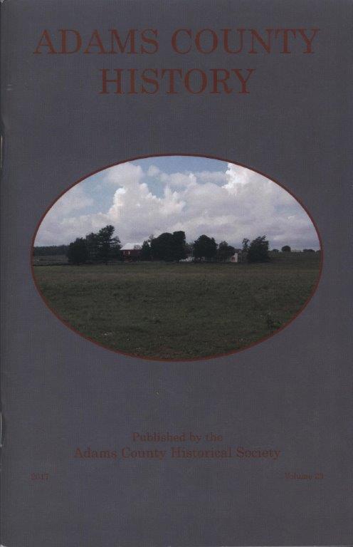 Adams County History Vol 23