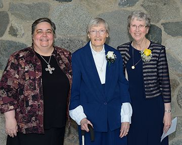 Jubilee Reflection from the Prioress - June 20, 2015
