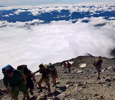 Climbing Permits