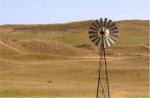 WIndmill and Sandhills