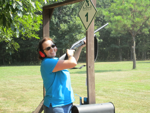 Annual Sporting Clays Event Benefits Pathways
