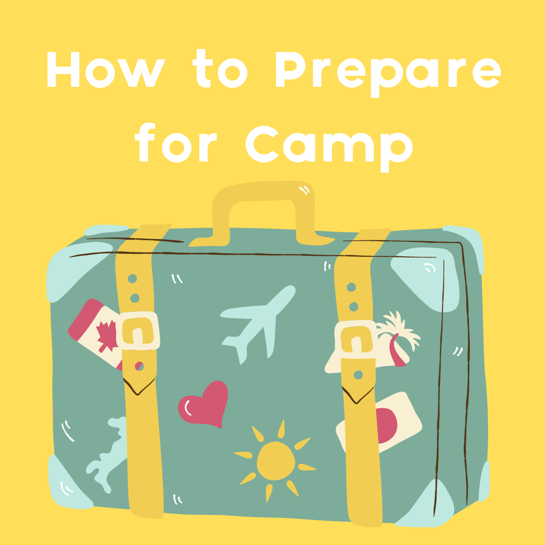 2021 Prepared Camper  + Packing List