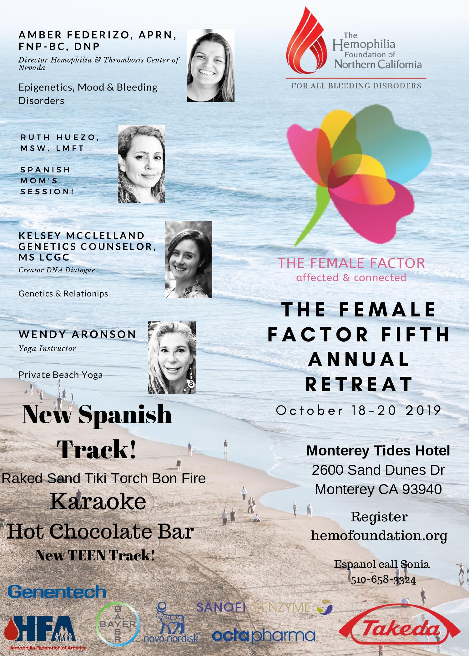 The Female Factor Women's Retreat 2019