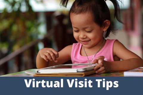 Virtual Visits Tips