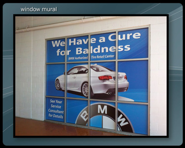 Banners, Posters & Window Graphics