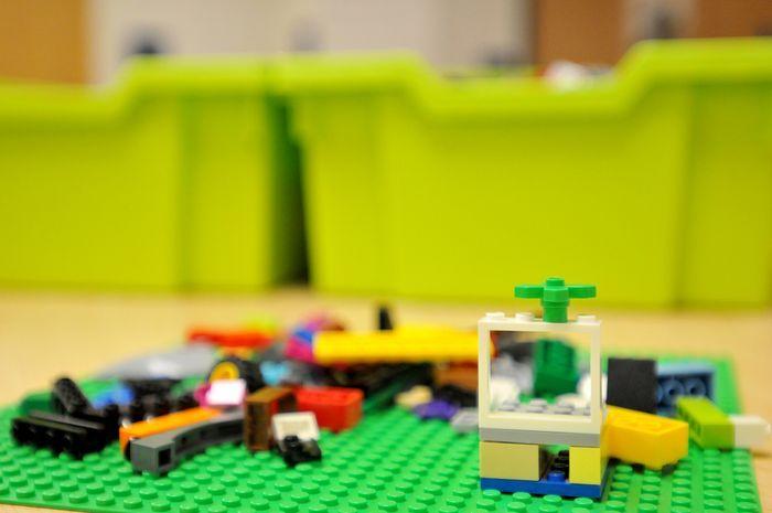 Lego's Club