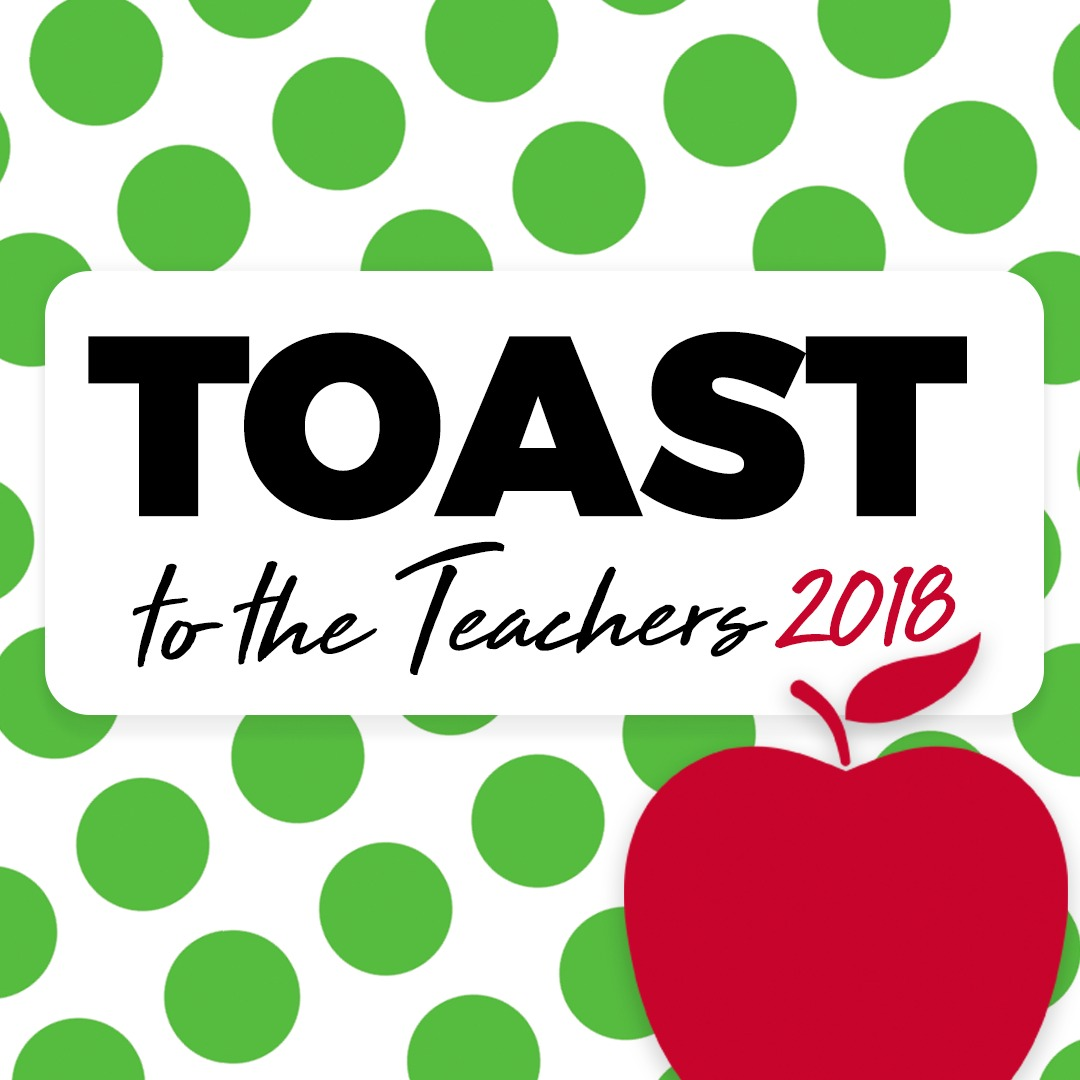 It's a Toast, Not a Roast, at the MFEE Toast to the Teachers