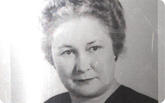 A Peek Into Our Past: Marie Becker