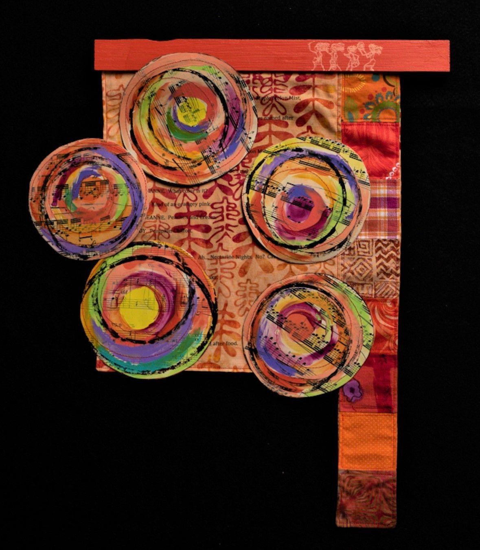 "Sherry Henrickson - ""Five Quarters of the Orange"""