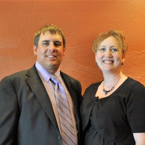 Ryan & Amanda Petrick