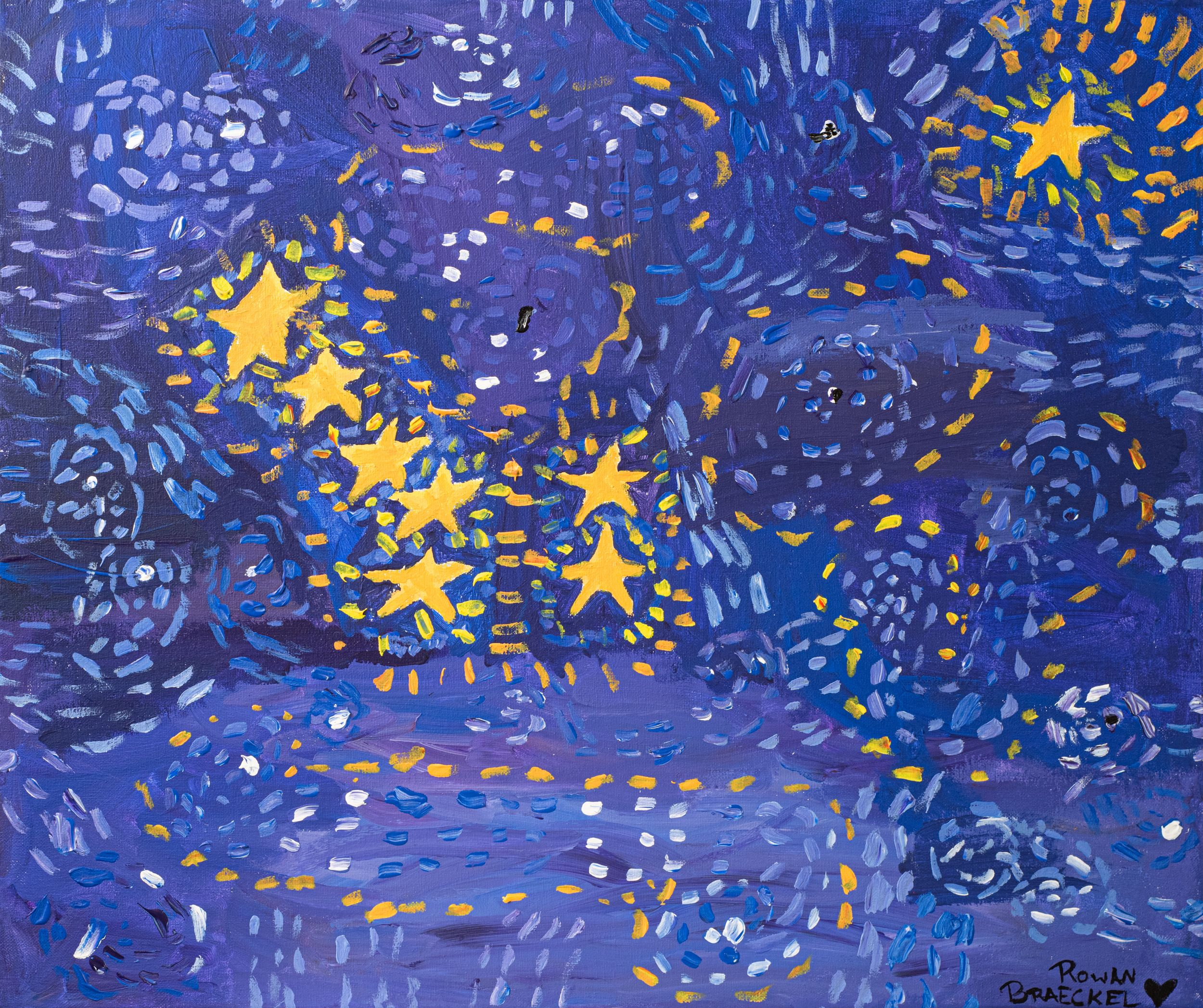 """Summer Joy"" - Rowan Braeckel"