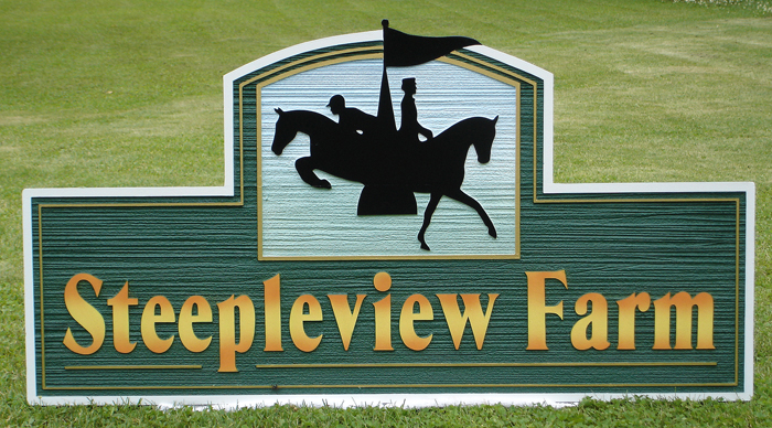 Steepleview 12