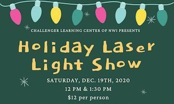 Holiday Laser Light Show - Dec. 19