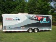 Full Color Trailer Wrap