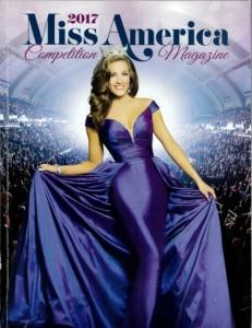 Miss America 2017 Program Book