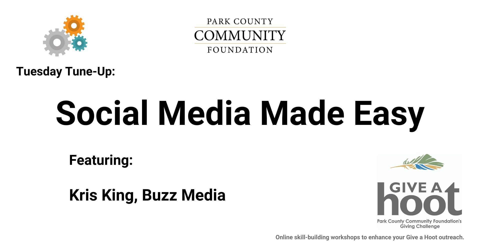 Social Media Made Easy: May 26, 2020