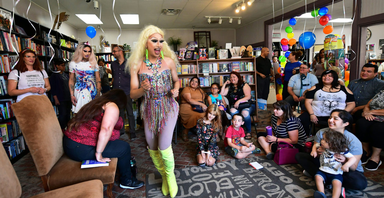 A Texas Town Votes to End 'Drag Queen Story Hour'