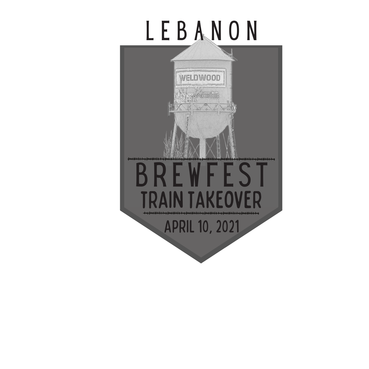 Lebanon Brewfest Train Takeover