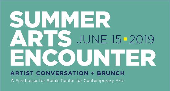 Summer Arts Encounter: Artist Conversation + Brunch