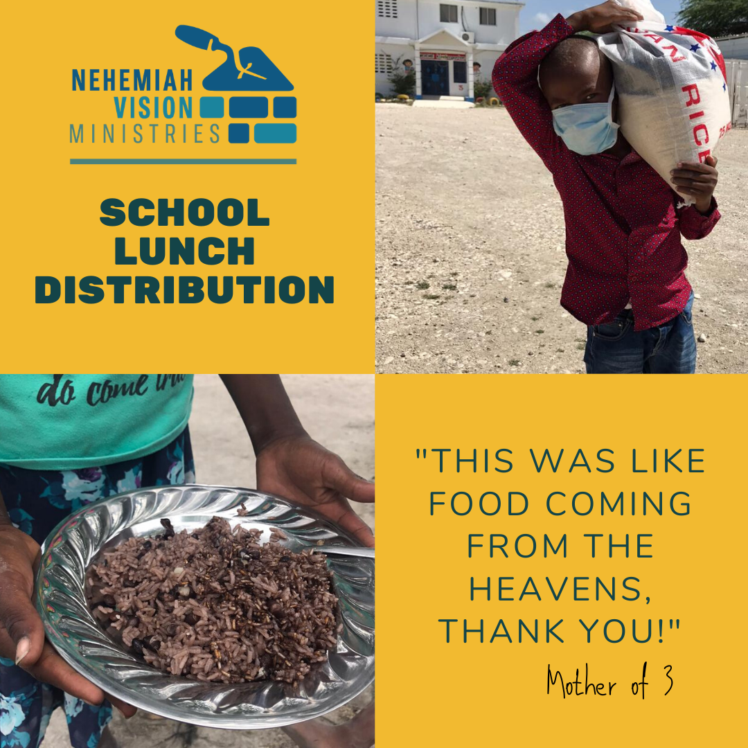 School Lunch Distribution