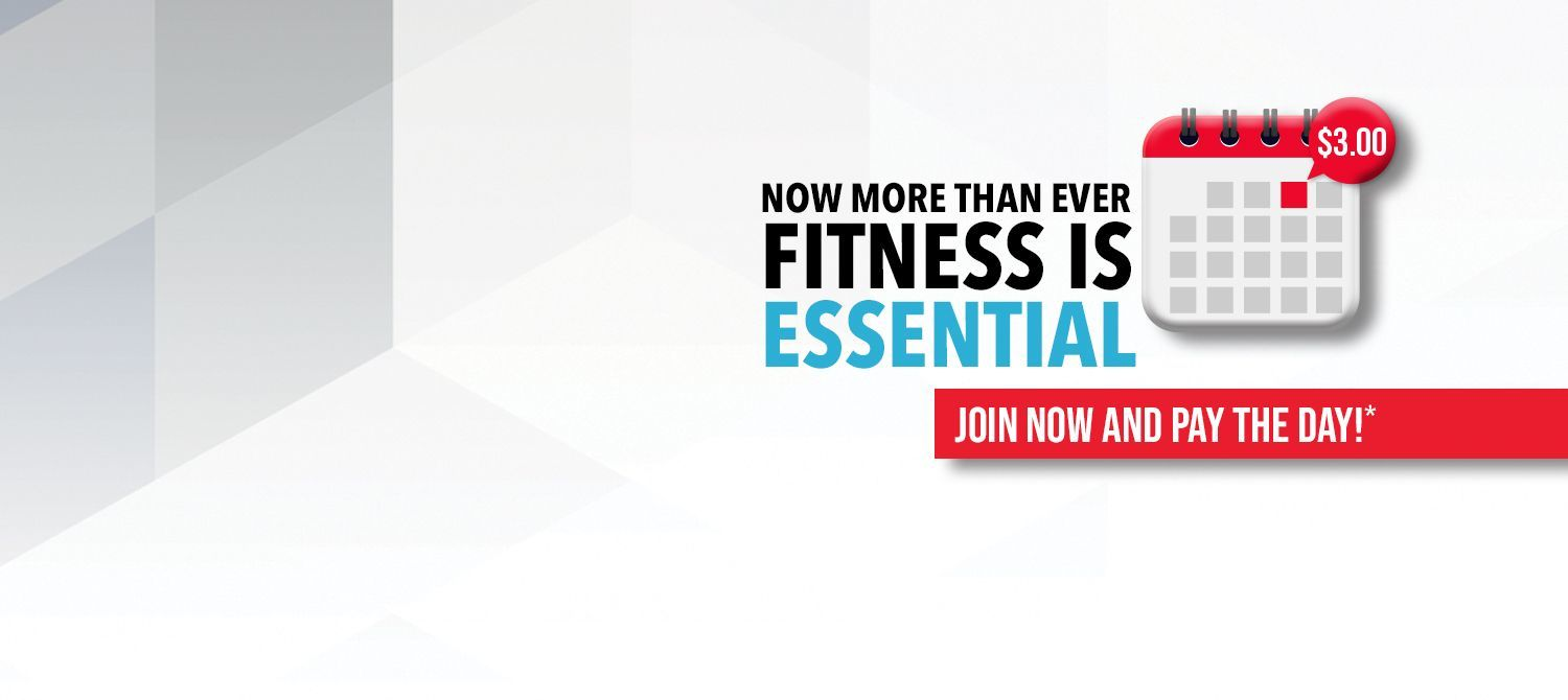 Pay the Day Membership Special!