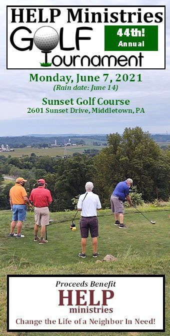 44th Annual HELP Ministries Golf Tournament