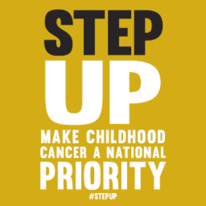 Step Up for Childhood Cancer