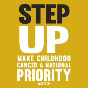 Step Up for Childhood Cancer