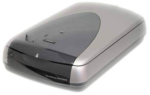 Epson Perfection 3200 Scanners