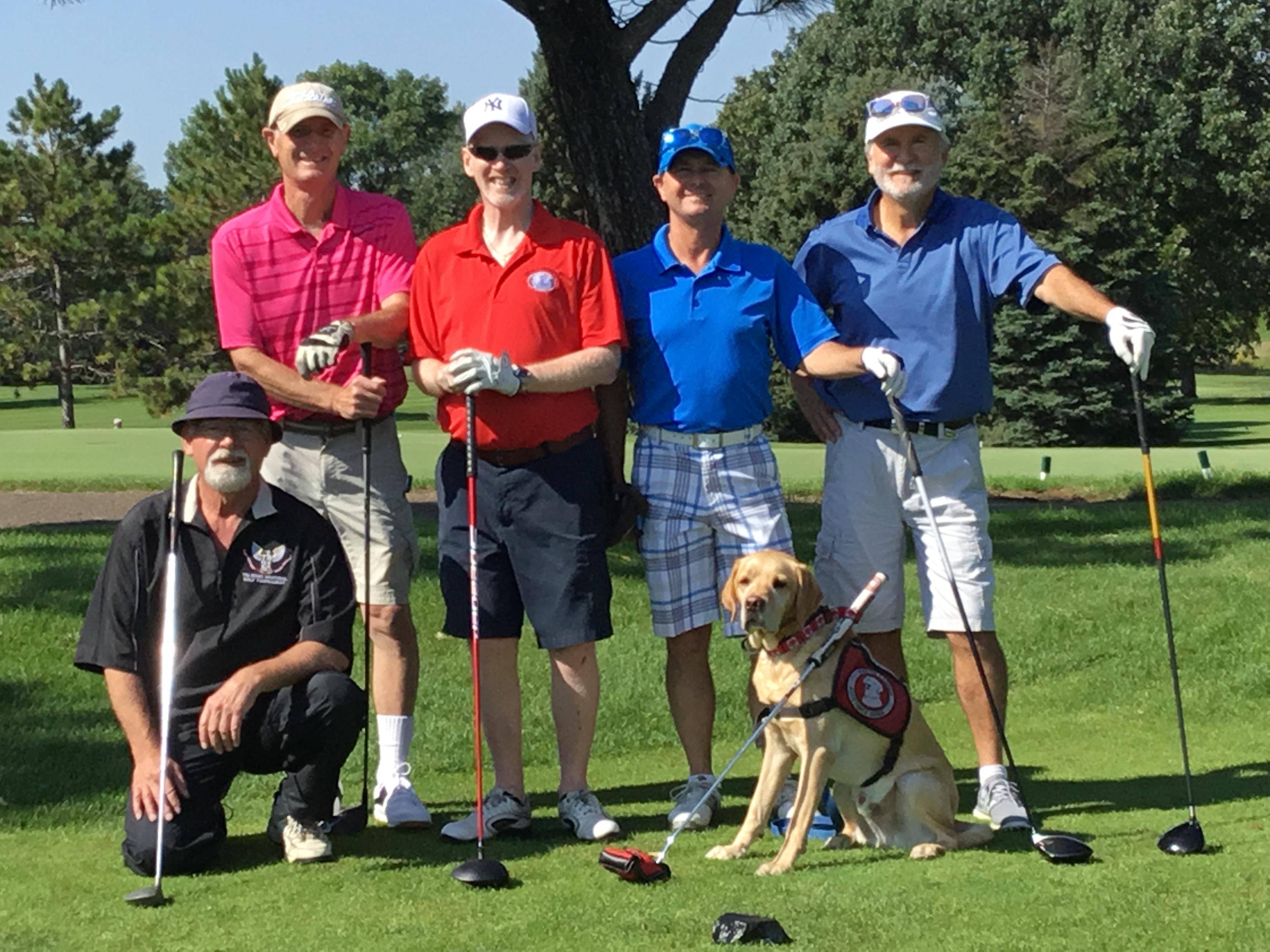 """""""Putt-ing"""" Kids First Golf Tournament"""