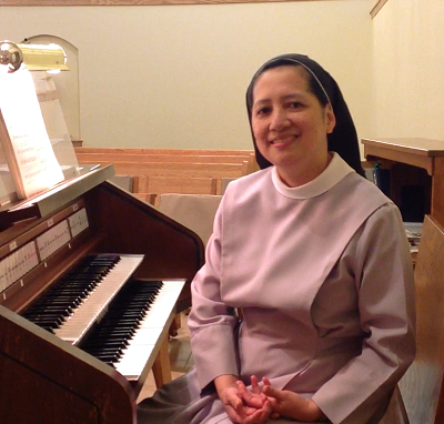 Sister of the Month: Sr. Leah Ann Sison May 2015