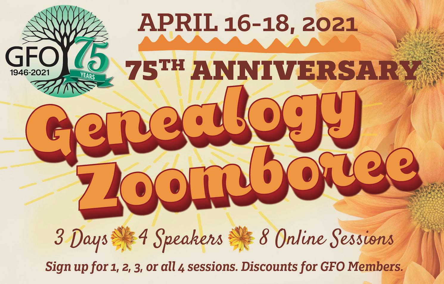 Genealogy Zoomboree