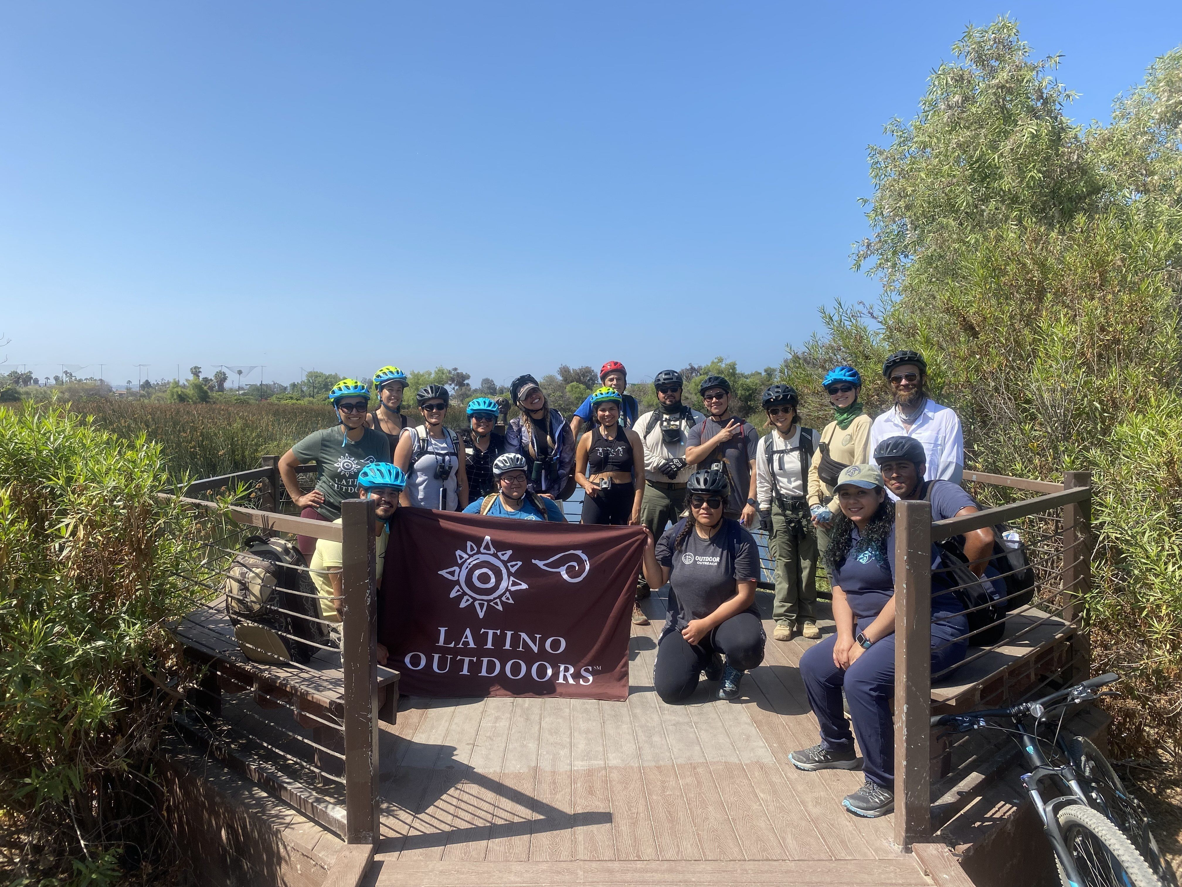 Birding by Bike in Celebration of Latino Conservation Week