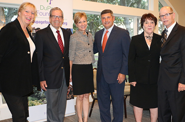 DuPage Foundation Welcomes Four New Trustees
