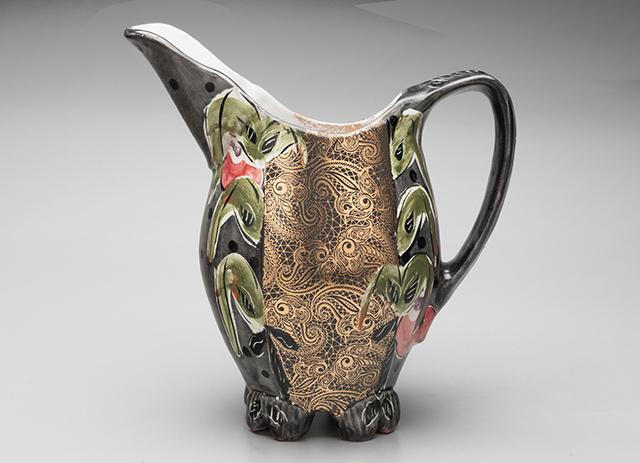 Bacopoulos, Posey - Paisley Pitcher